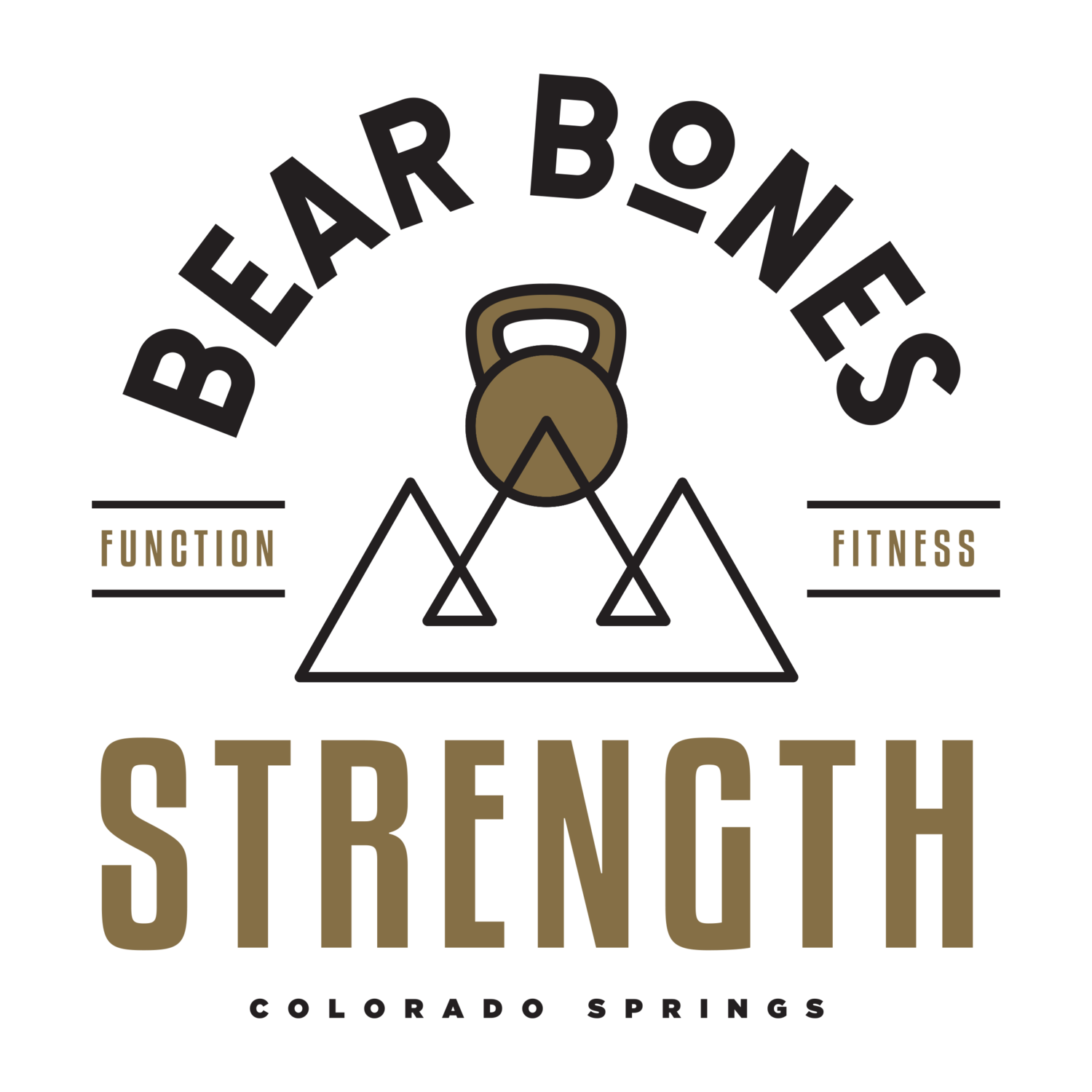 BEAR BONES STRENGTH