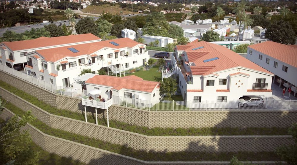 La Mesa colony - Multifamily Infill Development
