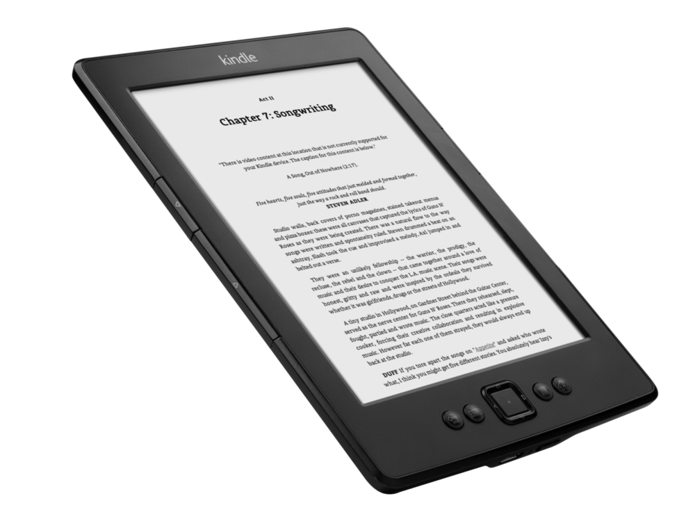 Kindle eBook  from Amazon