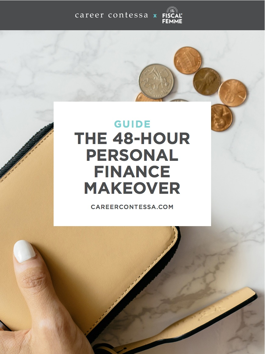 the 48-hour personal finance makeover - Get your personal finances in order this weekend!Get your accounts sorted and change how you approach money once and for all!