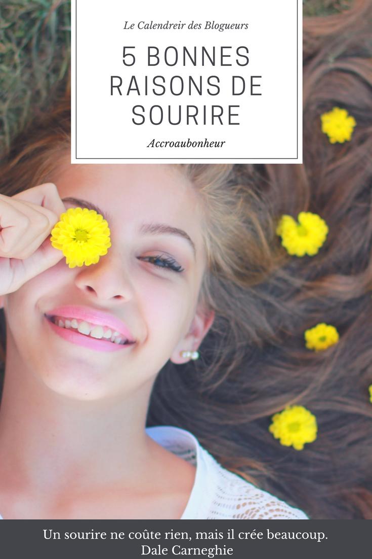 5 bonnes raisons de sourire - Accro Au Bonheur.png