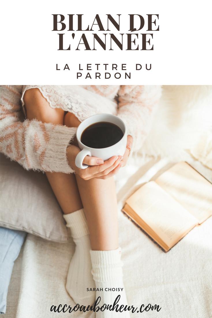 Bilan de l'année - La Lettre du pardon - ACCRO AU BONHEUR.png