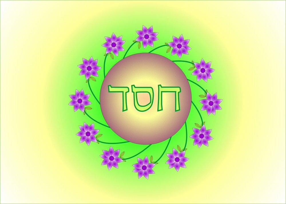 Floral Circle - II