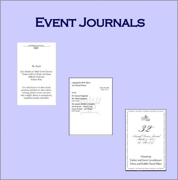 Event Journals