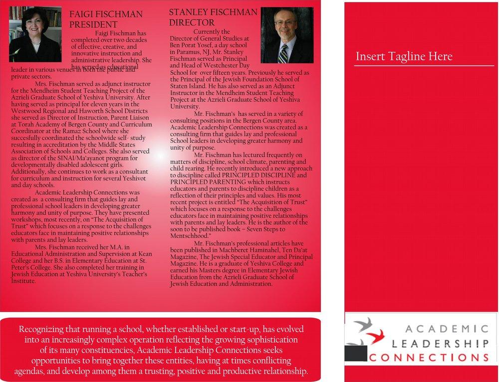 Academic Leadership - Front