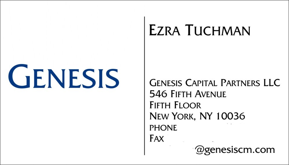 Genesis Capitol