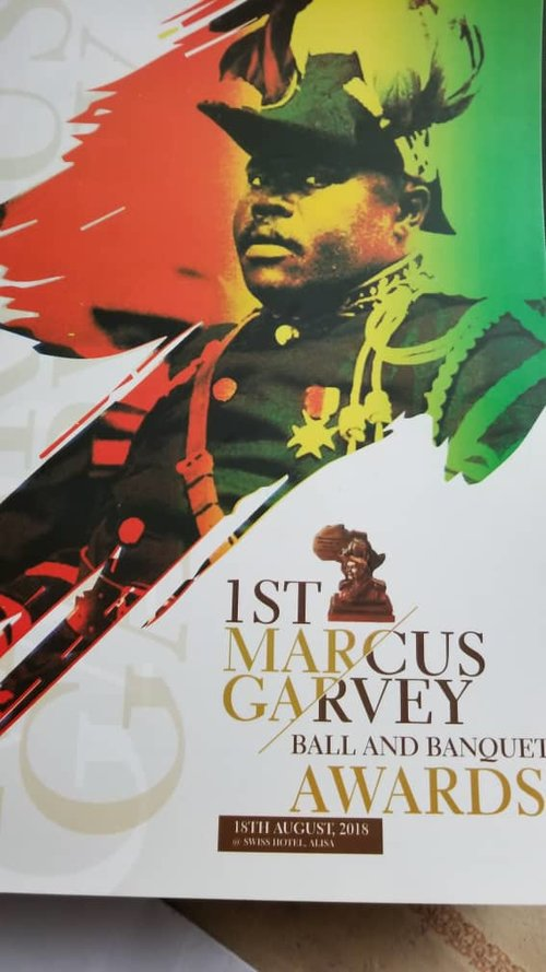 Marcus Garvey Award Ball & Banquet