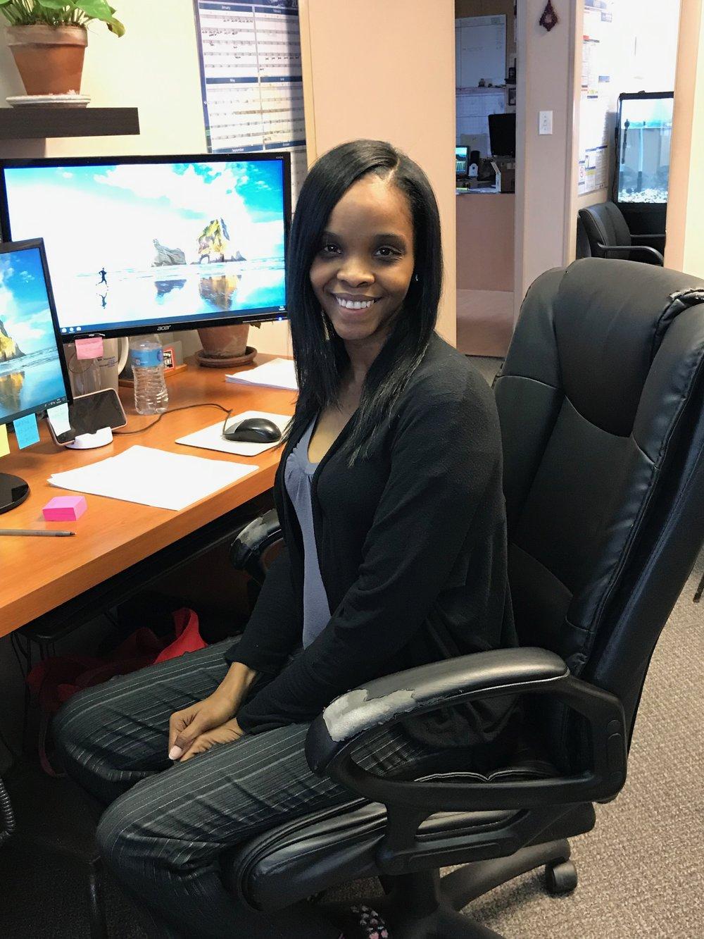 Deonna-Assistant Dispatcher