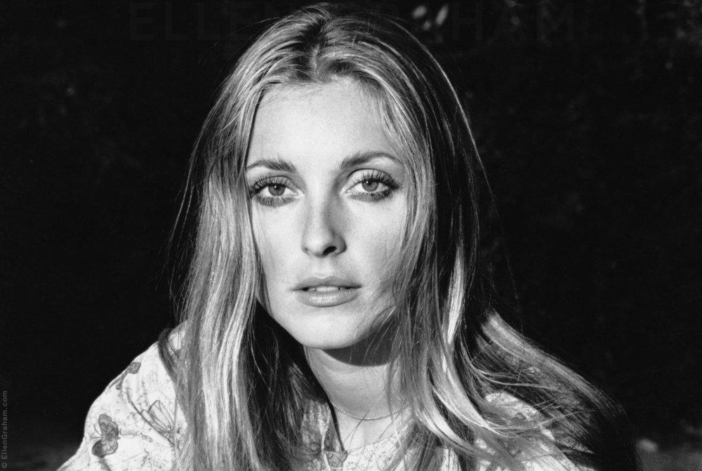 Sharon Tate, Cielo Drive, Beverly Hills, CA, 1969