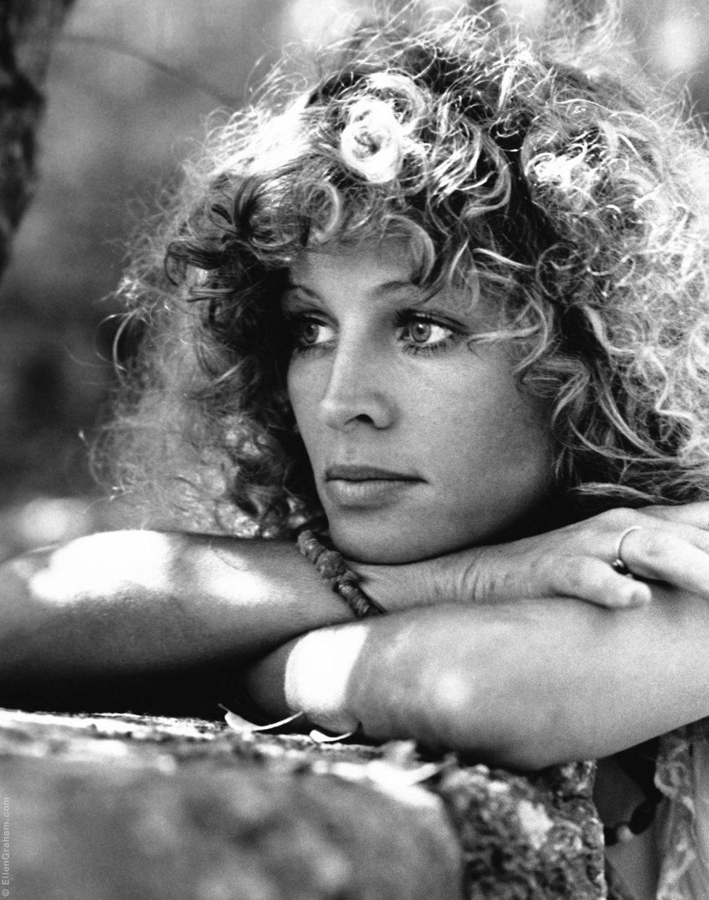 Julie Christie, Beverly Hills, CA, 1974