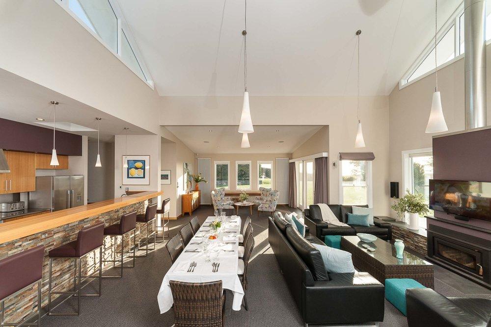 table house farm- lounge room
