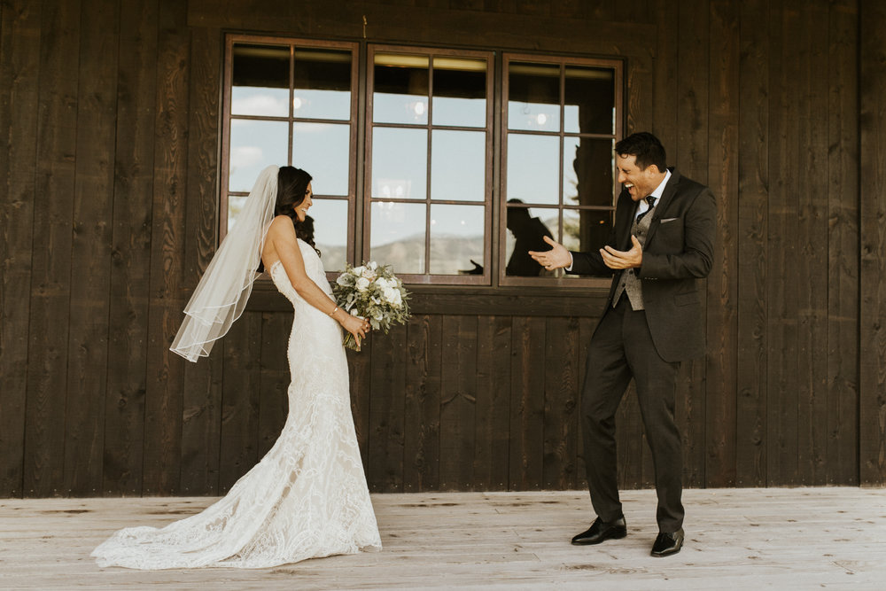 Moose Creek Ranch Wedding Photos