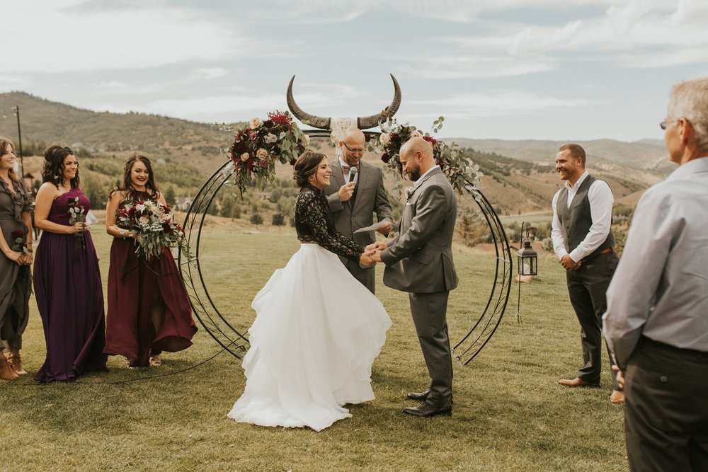 Park City Wedding Photographer