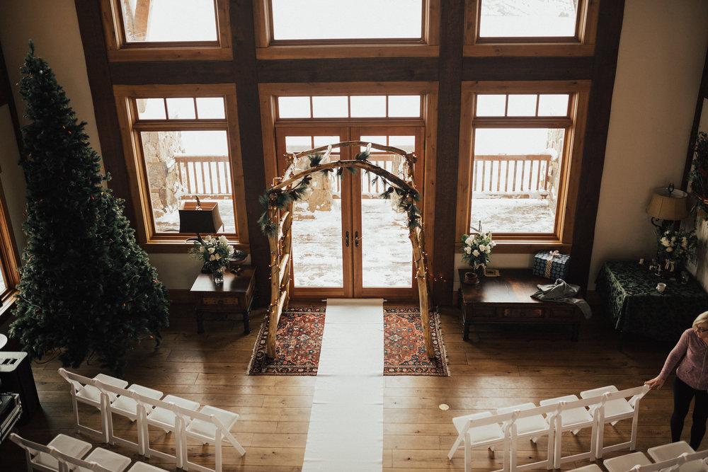 Edwards Colorado wedding