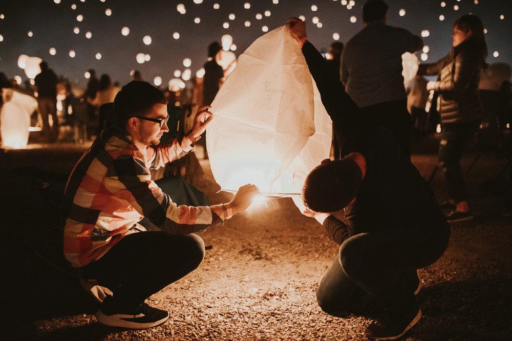 lantern festival prosal session