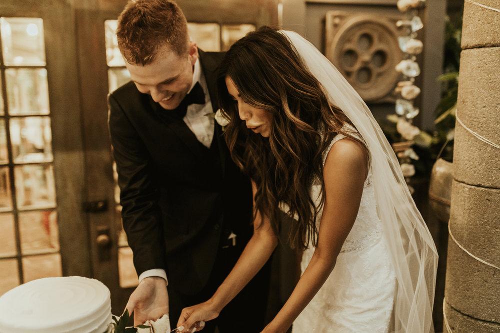 greenhouse wedding photography