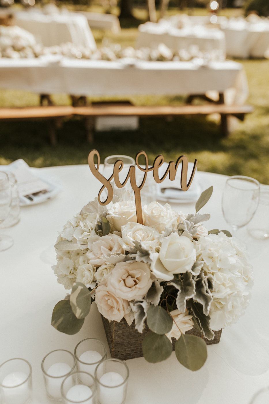 victor Idaho rustic wedding