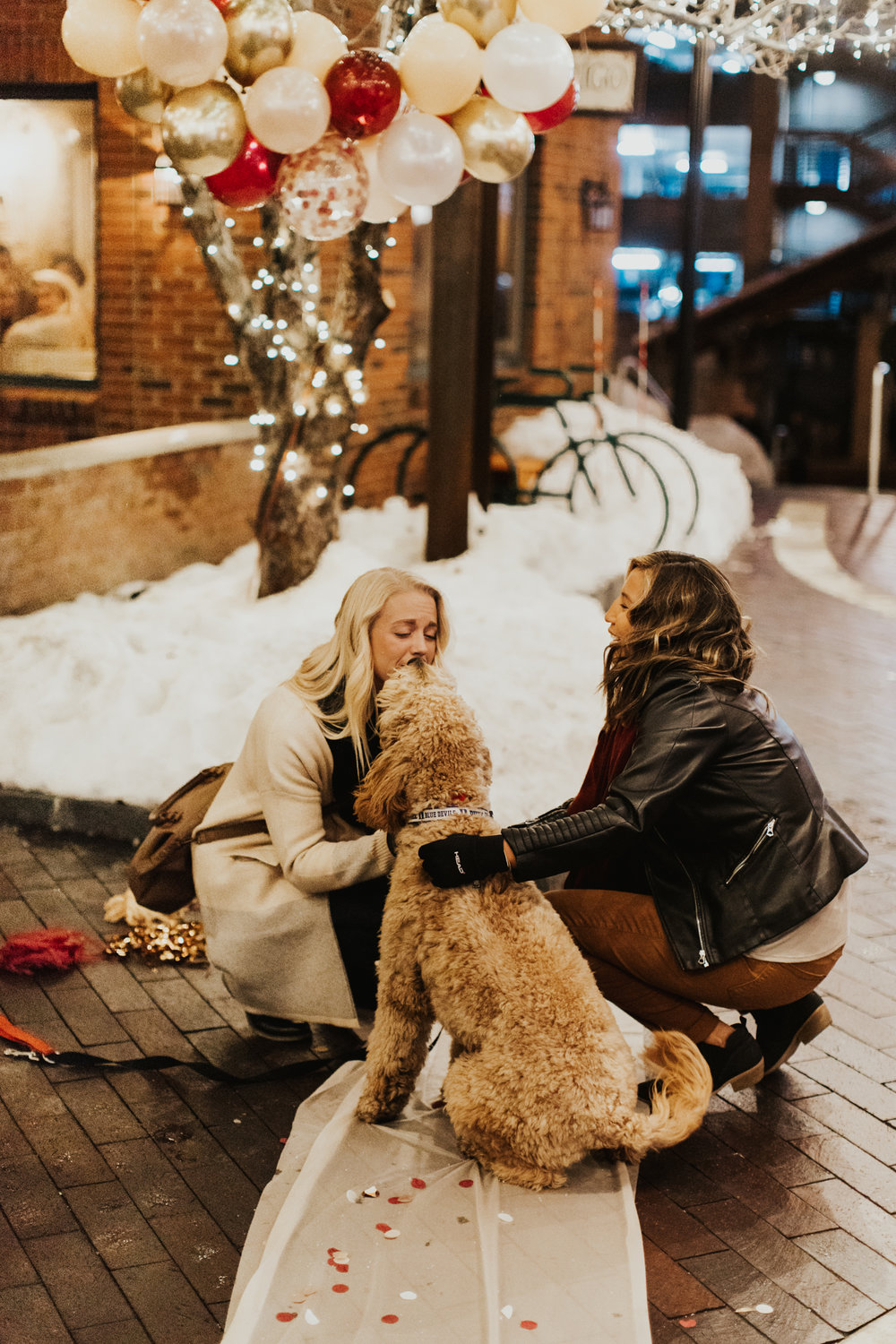 park city Utah engagement photographer