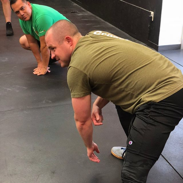 Scott is spending his Sunday getting flexy for next week @RevereCrossFit #revere #crossfit #reverecrossfit #fitfam #fitness