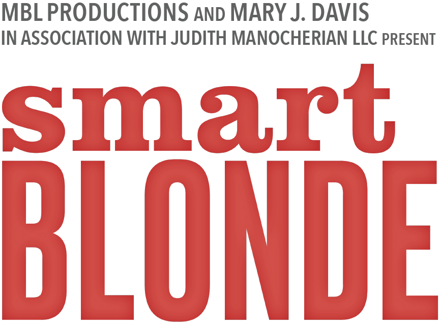 SMART BLONDE Off-Broadway