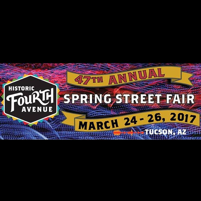 Our next event will be The Fourth Avenue Street Fair in Tucson, Az (March 24-26). Come join us for food, art, and more! #4thavenue #eljefetacos #food #events #tacos #tucson #tucson4thavenue #4thavenuestreetfair