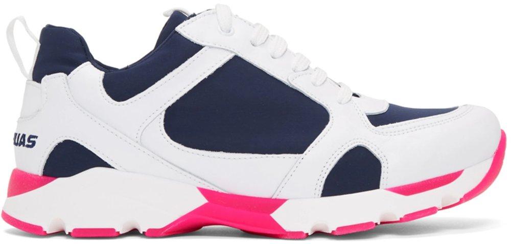 JOSHUA SANDERSS  運動時尚球鞋(粉紫)
