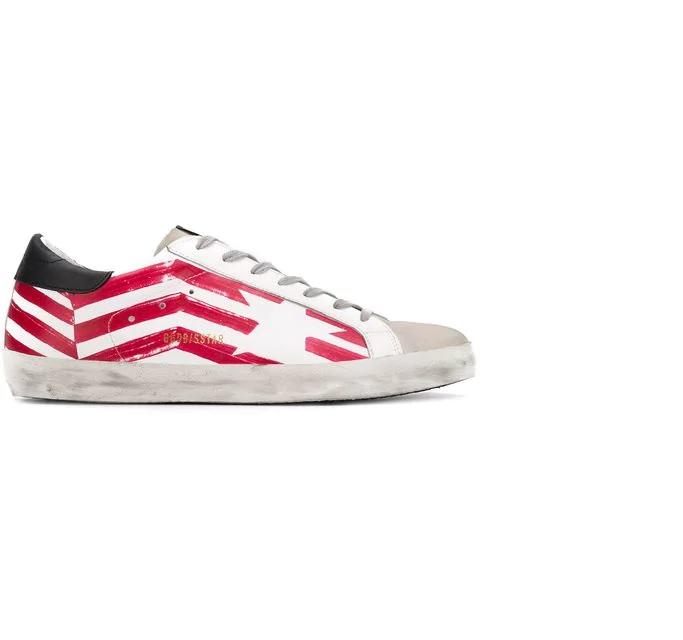 GGDB  紅旗Superstar球鞋