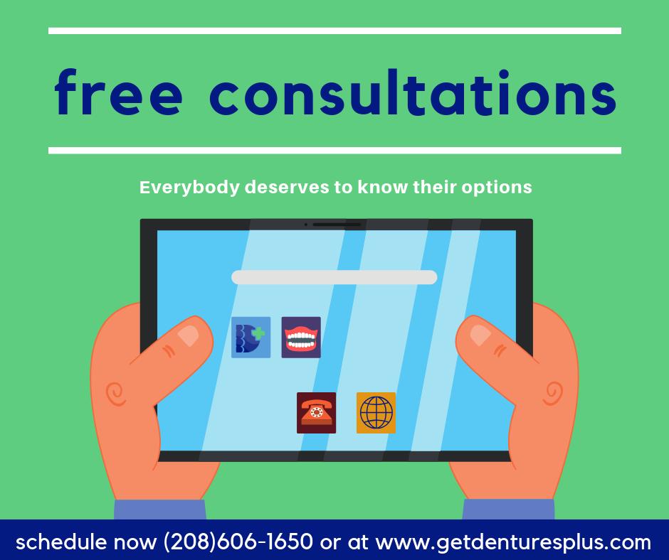 Free Consultations -