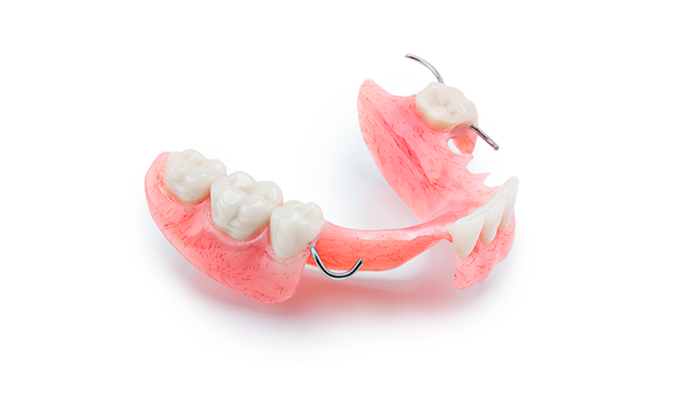 Partial Dentures - Our variety of partial dentures aim for esthetic, comfort, or both! These false teeth won't look so false, and will blend right into your natural teeth thanks to our variety of tooth shapes, shades, sizes, and the artistic skill of our denturist.