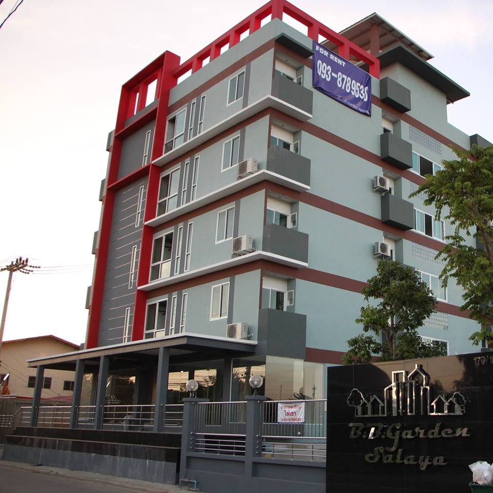 B.B Garden-Salaya- Apartments -