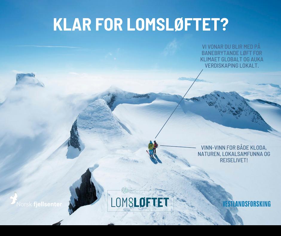 Program og påmelding på www.lomsloftet.no