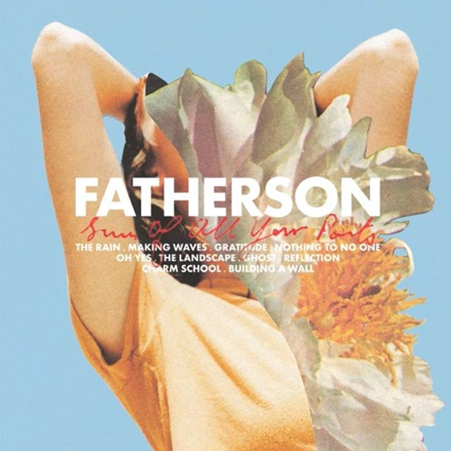 Today is the day the new @fatherson record is finally released to the world. We know how hard he lads have worked on this album so we hope you all enjoy it and take the time to give it a listen. Go through to their page to find the link - @fatherson (ps how beautiful is this artwork❤️)