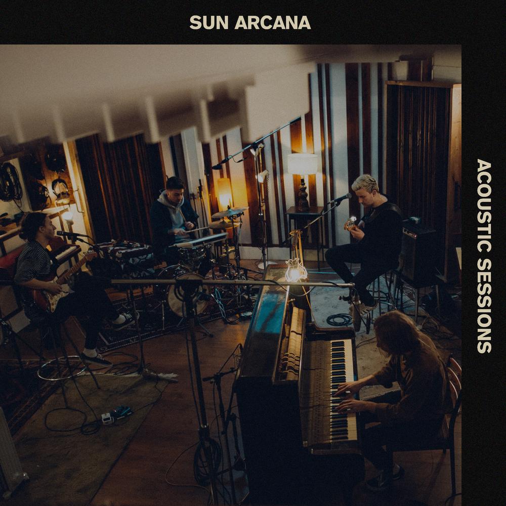 sun arcana - acoustic sessions