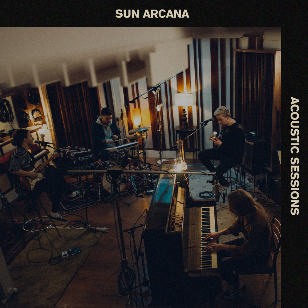 sun arcana - acoustic session