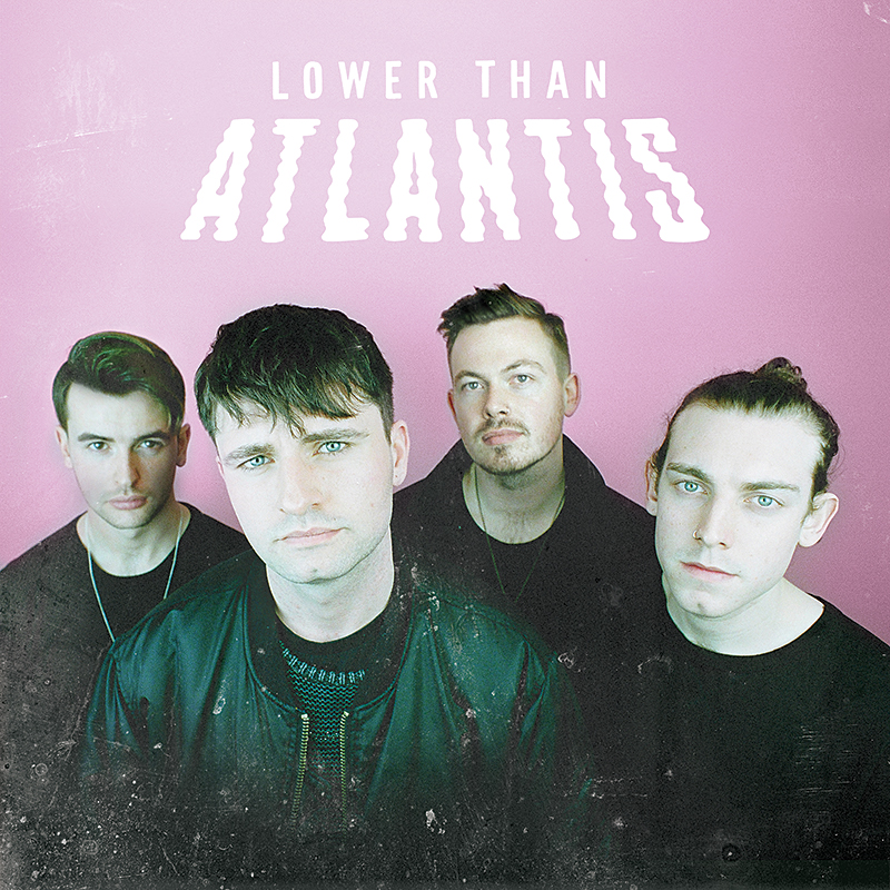lower than atlantis - self titled