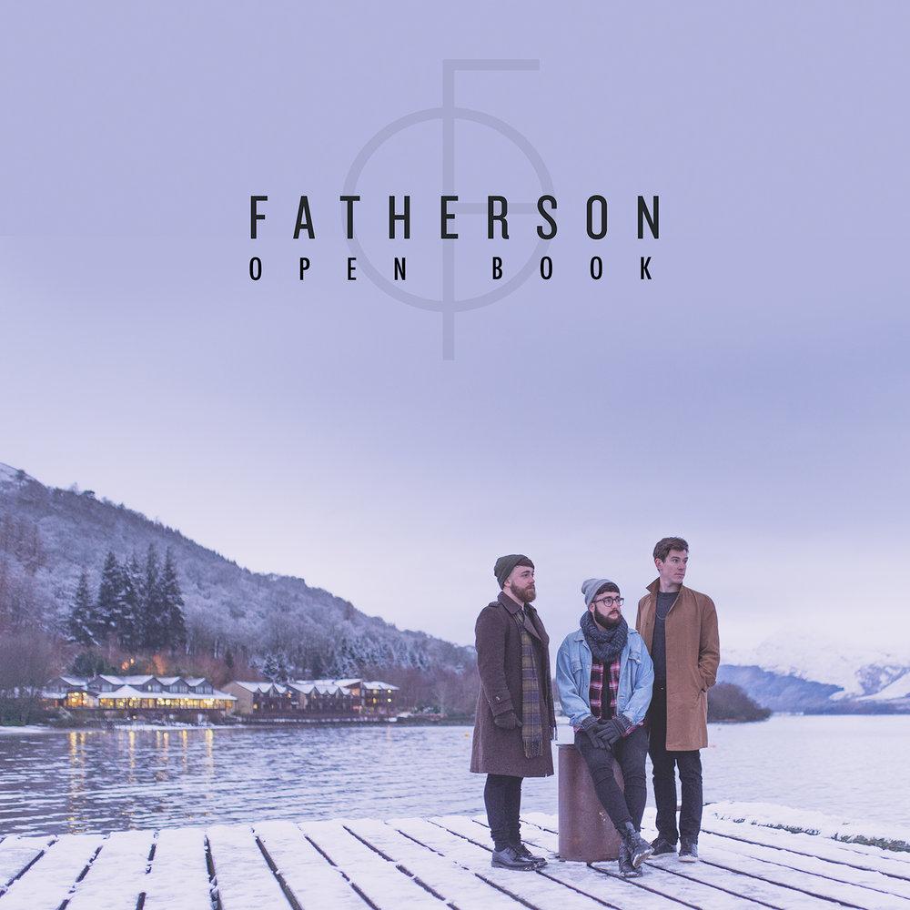 fatherson - open book
