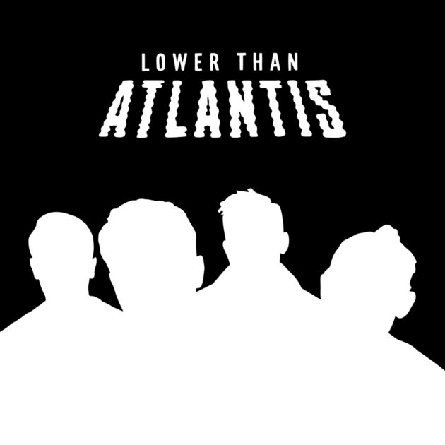 lower than atlantis - self titled (black edition)