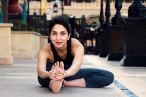 Payal Khanwani - TeacherPayal's fascination with human biology, health and science drove her to study her Masters in Biomedical Engineering in Germany and Switzerland where she worked in the corporate world in the field of Oncology & Imaging. With a passion for health and life, Payal believes Yoga is nurturing, soothing and empowering. She believes Yoga takes care of developing and 'discovering' ourselves on all levels: physical, emotional, psychological, intellectual and spiritual.She completed her 200 hours Yoga Teacher Training with Yogalife® in Dharamsala,India. Payal loves to teach and learn constantly from inspiring teachers from different parts of the world and is currently working towards her 500 hours certification. Teaching a combination of different forms of Hatha yoga, Mindfulness & Meditation she has always tried to spread Yoga on and off the mat. Her interests are in Yoga, Mindfulness and Ayurveda and other spheres of Eastern Medicine. She loves her subjects of Anatomy, Physiology and Neuroscience that makes the human body the most fascinating to learn about. She teaches in English primarily. However, she can use some Hindi and German if required.