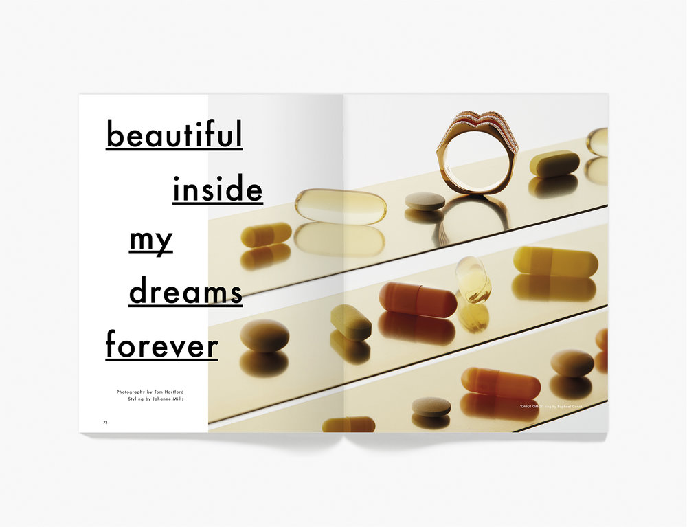 Marble Magazine - Story 4 - Beautiful Inside My Dreams Forever - 1.jpg