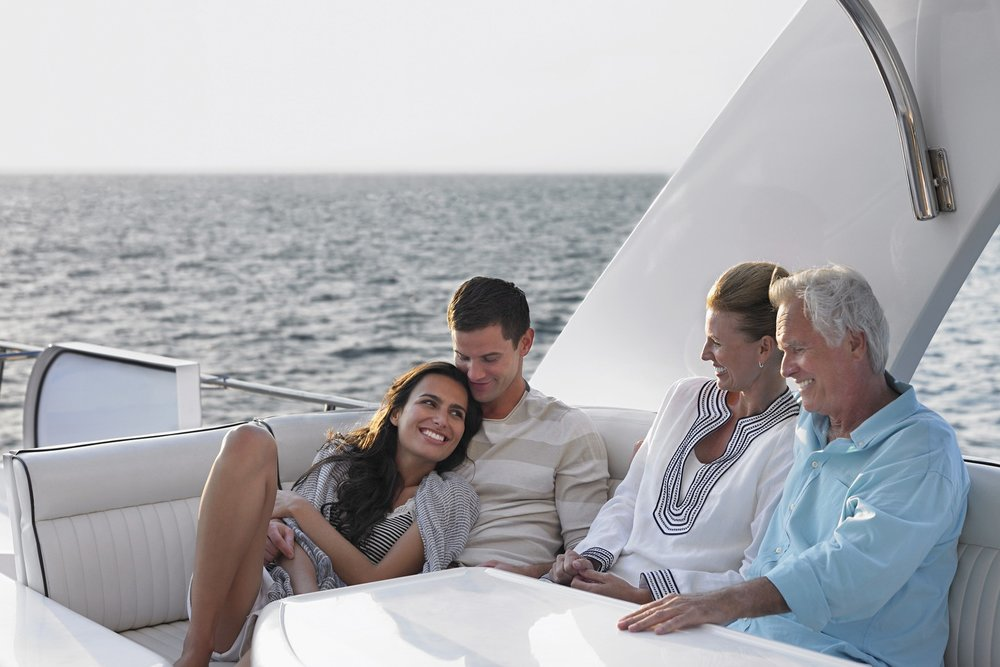 Usage Rights - The SmartYacht Club facilitates flexible use of yachts in breath-taking locations without actually having to own one and without the burdens of ongoing commitments.