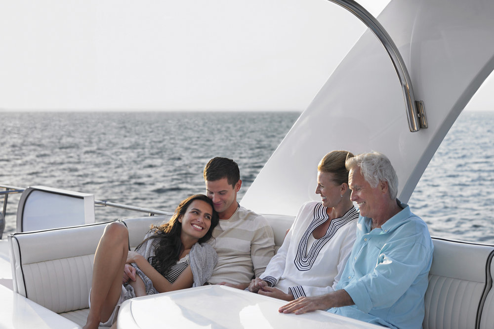 Premium Membership - Exclusive usage rights to your favourite yacht for the duration of 3 years: A Premium Membership will allow you to use yachts at your desired destination for up to 6 weeks a year. Ensure holiday enjoyment with family and friends far in advance aboard your favourite yacht. This is far more cost-effective than chartering a yacht.FIND OUT MORE >>EXAMPLES OF USAGE RIGHTS >>