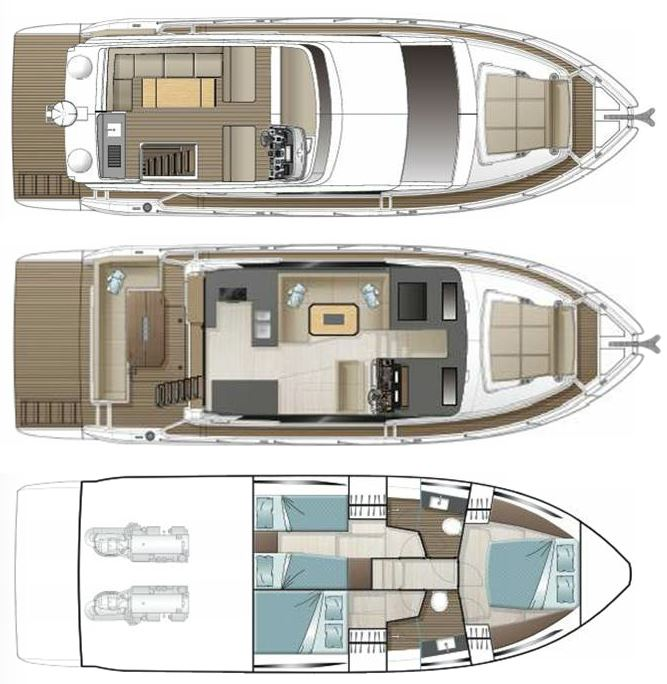 Layout Princess 50