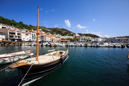 El Port de la Selva - Among all the places around the Cap Creus, Port de la Selva probably deserves the name