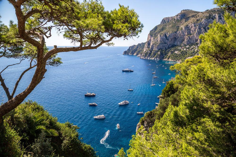Einmal quer durchs Mittelmeer - Verbinden SIe Fahrspaß mit den schönsten Yachtinglocations