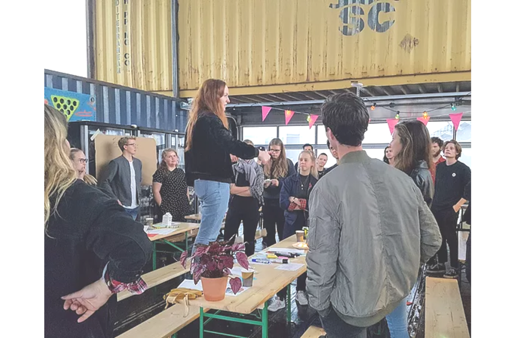 Join a community - The past = me. The future = we.In CPH Village, you will hang out with and meet people from all walks of life.Our community team will assist you and your co-villagers in arranging talks, concerts, long table dinners, seasonal parties and much more.