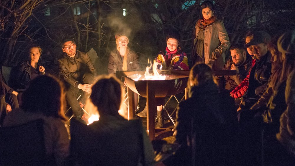 Gro selv bonfire night - …