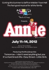 Annie (Joint Production) - July 2012