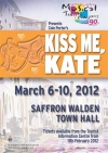 Kiss Me Kate - March 2012 ……
