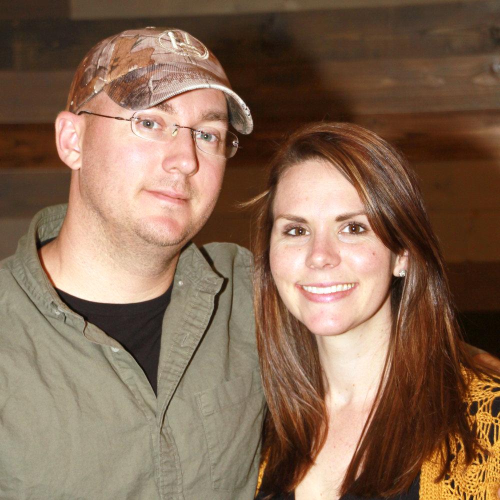 Josh & Ashley Lezniewicz – Worship Leaders, Media Ministry
