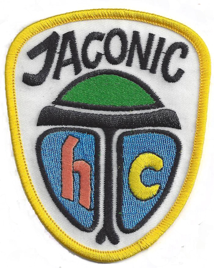Taconic Hiking Club Member Patch